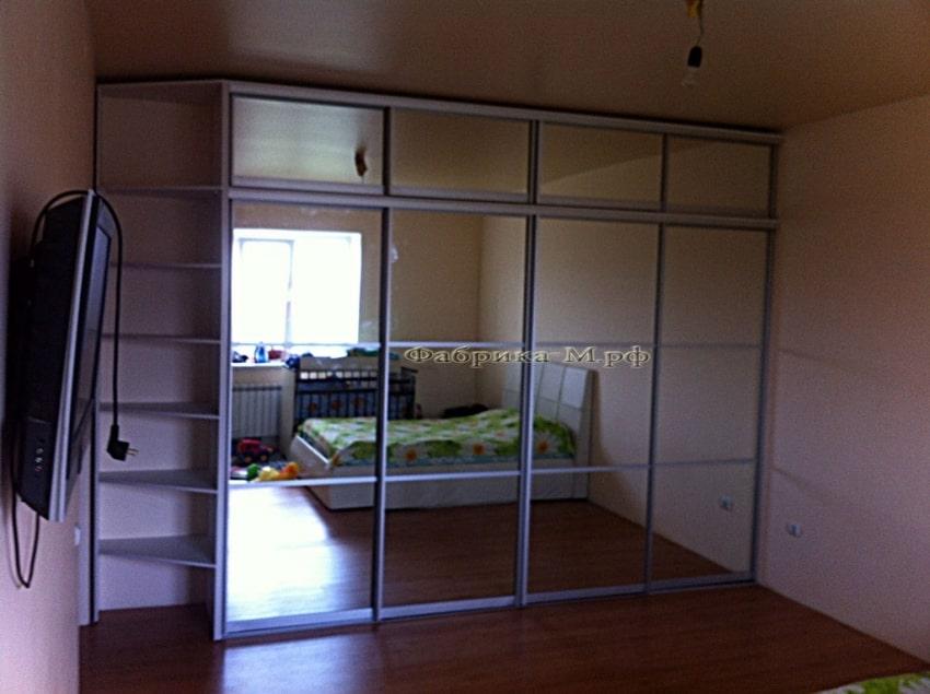 Купить раздвижные двери в шкаф